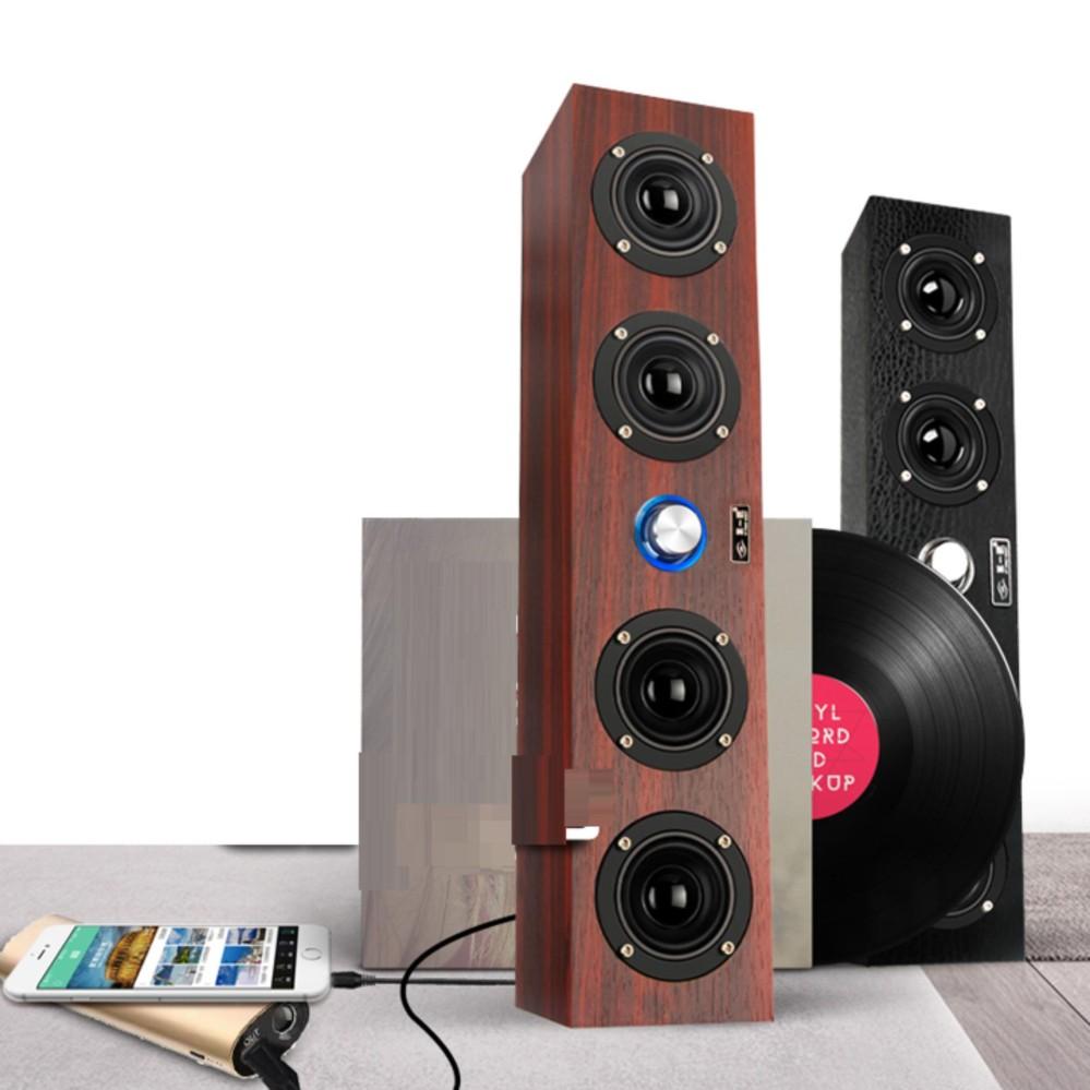 Bảng Giá Loa gỗ Nghe Nhạc Vi Tính 4 Bass (gỗ) Tại Cho Deal 24h (Tp.HCM)