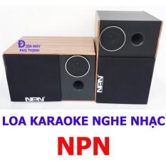 Loa karaoke giá rẻ loa nghe nhạc gia đình NPN PT2TR hát karaoke hay giá rẻ