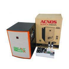Đánh Giá Loa kéo ACNOS Beatbox KB41 (Đen)