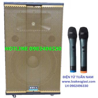 Loa kéo Bluetooth BOSA PA-4000 (Thùng gỗ) - 8060445 , BL843ELAA1T6TWVNAMZ-3048020 , 224_BL843ELAA1T6TWVNAMZ-3048020 , 10000000 , Loa-keo-Bluetooth-BOSA-PA-4000-Thung-go-224_BL843ELAA1T6TWVNAMZ-3048020 , lazada.vn , Loa kéo Bluetooth BOSA PA-4000 (Thùng gỗ)