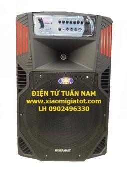 Loa kéo Bluetooth Công suất lớn RONAMAX F18 - 6 Tấc - 10288997 , OE680ELAA1QNOKVNAMZ-2911909 , 224_OE680ELAA1QNOKVNAMZ-2911909 , 7000000 , Loa-keo-Bluetooth-Cong-suat-lon-RONAMAX-F18-6-Tac-224_OE680ELAA1QNOKVNAMZ-2911909 , lazada.vn , Loa kéo Bluetooth Công suất lớn RONAMAX F18 - 6 Tấc