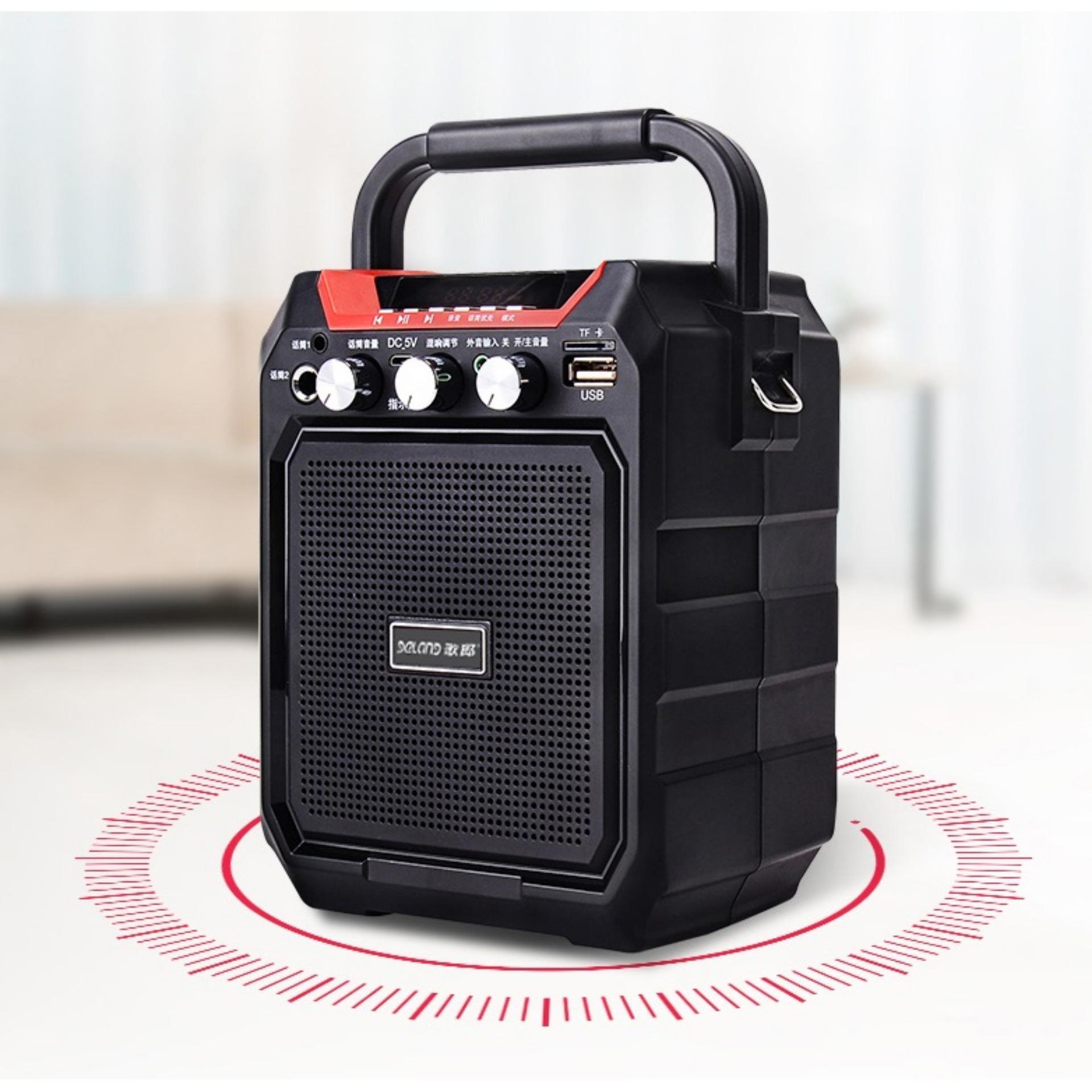 Cửa hàng bán Loa Keo Bluetooth Gia Re, Loa Máy Tính Xách Tay, Loa K99 Hozito Cao Cấp – Top 5 Loa Karaoke Mini Di Động Bán Chạy Nhất Năm 2017 Mẫu 473