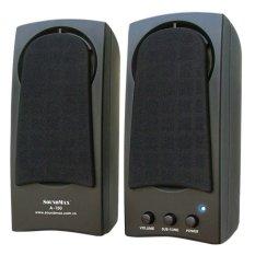 Loa máy tính Soundmax A150 / 2.0 (Đen)