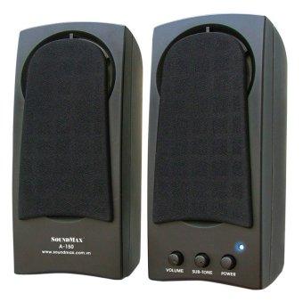 Loa máy tính Soundmax A150 (Đen)
