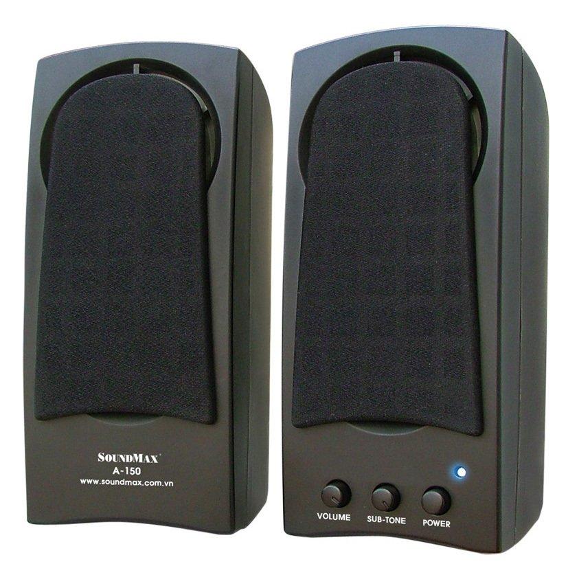 Giá Loa máy tính Soundmax A150 (Đen)