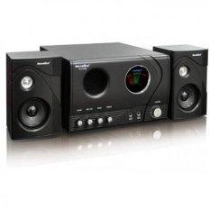 Loa máy tính SoundMax A2100 (Đen)