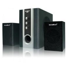 Loa máy tính Soundmax A820 2.1 (Đen)