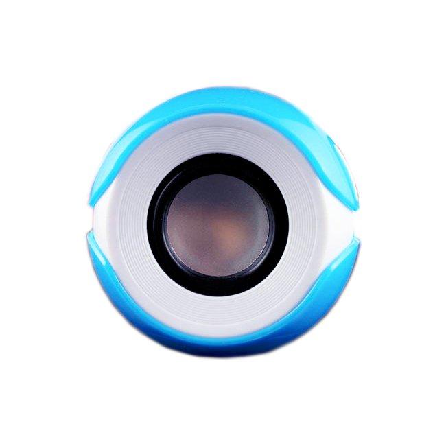 Loa máy tính thông minh ichibai (Trắng phối xanh)