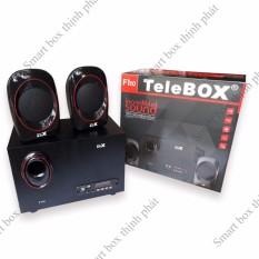 Loa nghe nhạc 2.1 Tele box F110