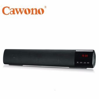 Loa siêu trầm 4 loa Soundbar Cawono B28S (Đen)