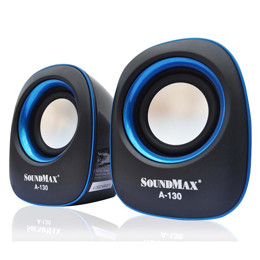 Loa SoundMax A130/2.0 (Xanh)