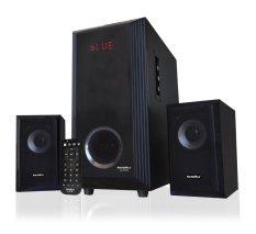 Loa Soundmax A2118 2.1 (Đen)