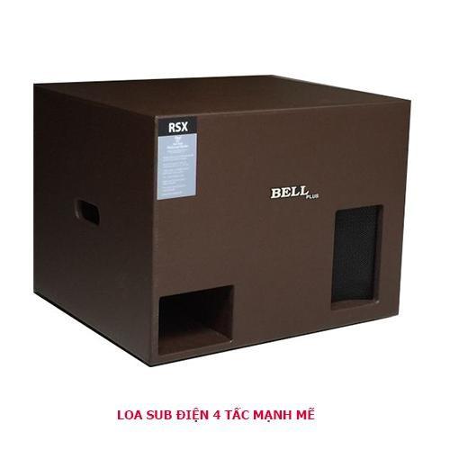 Loa sub điện 4 tấc Bell LS - 1200
