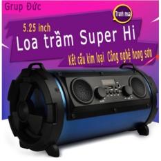 Loa trầm Super Hi Infocofe Grup Đức âm thanh vòm 360 (xanh)