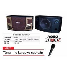 Loa treo tường XIMAX A950 karaoke (bass 25)