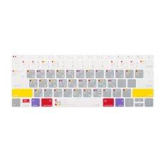 Lót bàn phím JCPAL Verskin MacOS Shortcut Keyboard Protector cho Macbook 13/15