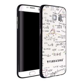 Luxury 3D Relief Sculpture Soft TPU Case Cover For Samsung Galaxy S6 - intl
