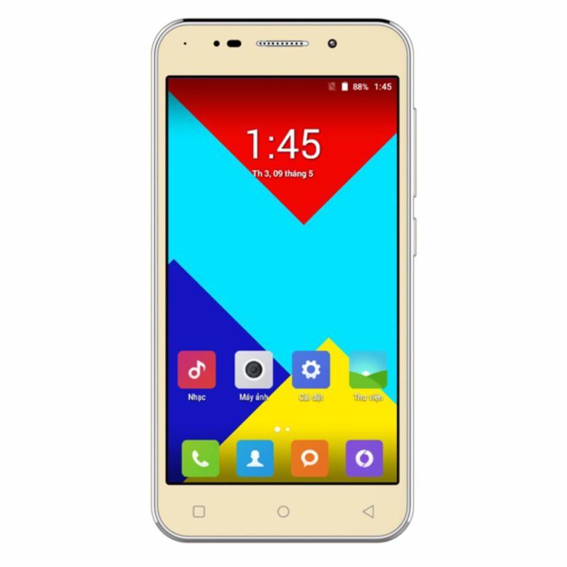LV Mobile LV37 - 4GB 2 SIM (Gold)