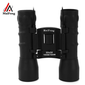 MaiFeng Children 22 x 32 Portable Night-vision Binocular Telescope (Black) - intl
