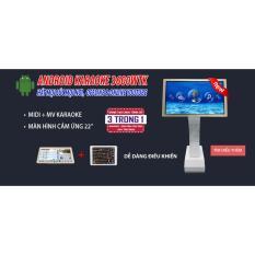 Màn hình cảm ứng Android hát Karaoke Arirang AR-3600WTK