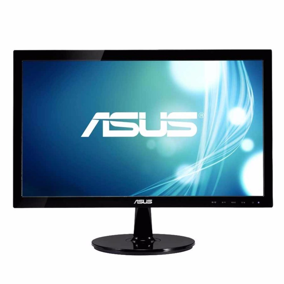 Màn hình máy tính LCD ASUS 19.5inch – Model VS207DF (Đen) – Hãng phân phối chính thức(Đen)