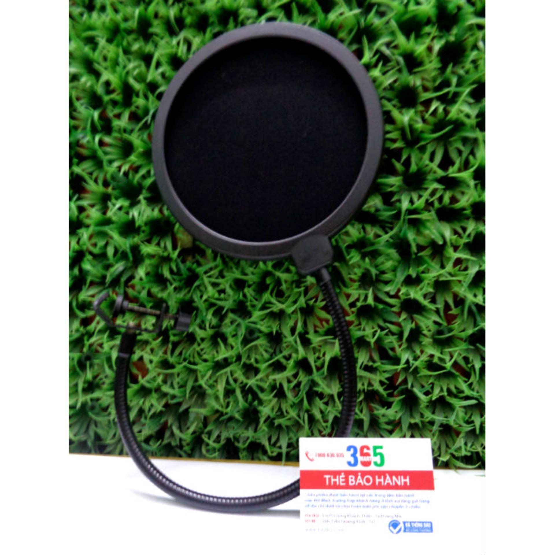 Chỗ bán Màng lọc âm micro thu âm POP shield giá rẻ