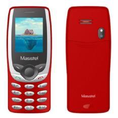Masstel A131 2SIM (Đỏ) Hãng phân phối chính thức