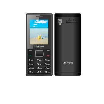 Masstel A250 2 sim 2.4'' (Đen) - Hãng phân phối chính thức