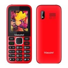 Masstel IZI 103 2SIM (Đỏ đen)