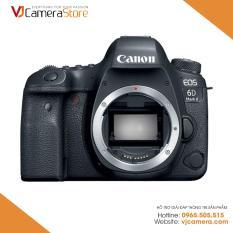 Máy ảnh Canon 6D Mark II body – Hàng nhập khẩu