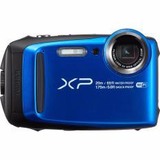 Giảm giá Máy ảnh chụp dưới nước Fujifilm FinePix XP120 (Xanh Blue) – Hãng phân phối chính thức