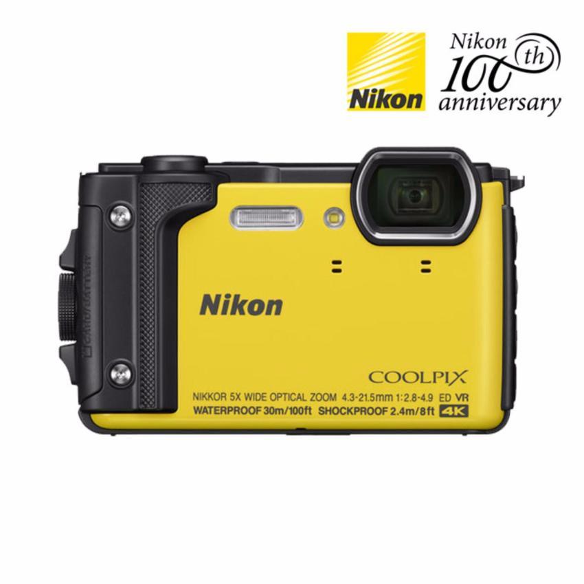 Bảng Giá Máy ảnh du lịch chống nước Nikon W300 (Vàng) 16MP Tại NGỌC CAMERA (Tp.HCM)