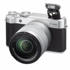 Máy ảnh FUJIFILM X-A10 16.3MP với Lens kit XC16-50MM F3.5-5.6 OIS II (Đen) – Hãng phân phối chính thức