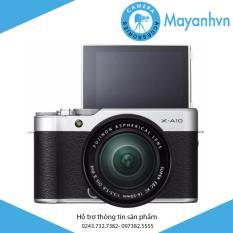 Máy ảnh Fujifilm X-A10 với lens kit 16-50mm- Chính hãng + Tặng Túi Fujifilm cao cấp + Thẻ nhớ 16GB