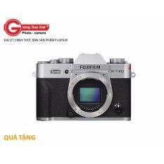 Trang bán Máy ảnh Fujifilm X-T20 Body (Bạc) tặng thẻ SD 16GB + Halfcase + dán màn hình – Hàng Nhập Khẩu