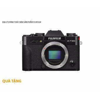Máy ảnh Fujifilm X-T20 Body (Đen) – Hàng Nhập Khẩu