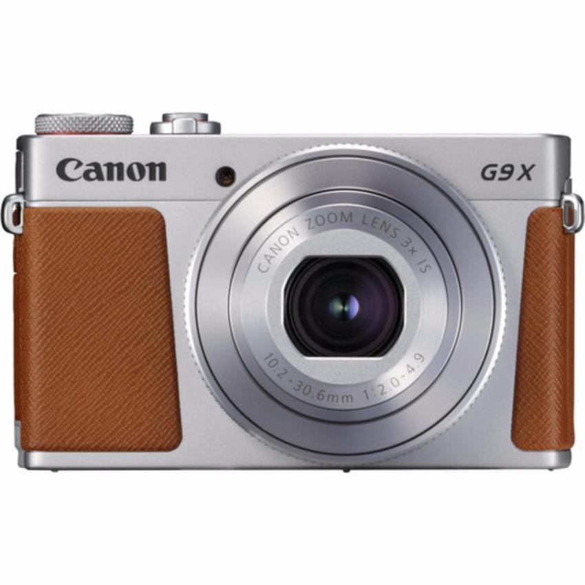 Bảng Giá Máy ảnh KTS Canon G9X mark II 20.2MP và Zoom quang 3x (Bạc)  Tại NGỌC CAMERA (Tp.HCM)