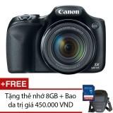 Giá Niêm Yết Máy ảnh KTS Canon Powershot SX530 HS 16MP và zoom quang 50x (Đen)  Công Ty Hoàng Sơn Computer