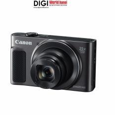 Giảm Giá Máy ảnh KTS Canon Powershot SX620 HS 20.2MP và zoom quang 25x (Đen)  Digiworld HN