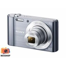 Máy ảnh KTS Cyber-shot Sony W810 – 20.1Mp – Màu Bạc- Hàng phân phối chính hãng