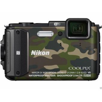 Nơi bán Máy ảnh KTS NIKON COOLPIX AW13016MP và Zoom quang 5x (Vàng) nhiều nhất