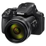 Máy ảnh KTS NIKON COOLPIX P900 16MP và Zoom quang 83x (Đen)