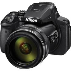 Máy ảnh KTS Nikon COOLPIX P900 16MP và Zoom quang 83x (Đen) – Hàng Nhập Khẩu
