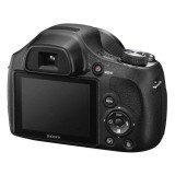 Máy ảnh KTS Sony Cyber-Shot DSC-H400/BC E32 20.1MP và Zoom quang63x (Đen)