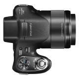 Máy ảnh KTS Sony Cyber-Shot DSC-H400/BC E32 20.1MP và Zoom quang63x(Đen)
