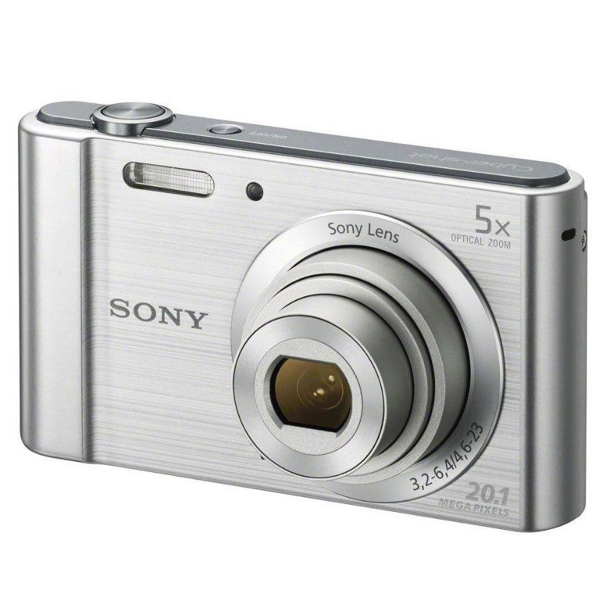 Nên mua Máy ảnh KTS Sony DSC-W800SC E32 20.1MP và Zoom quang 5x (Bạc) ở Tan Tan Sony Center