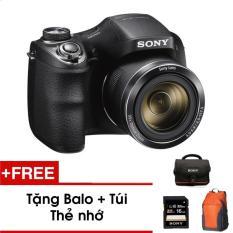 Đánh Giá Máy ảnh KTS Sony H300 20.1MP và zoom quang 35x (Đen) – Tặng thẻ nhớ – Túi – Balo du lịch Sony – Hàng phân phối chính hãng