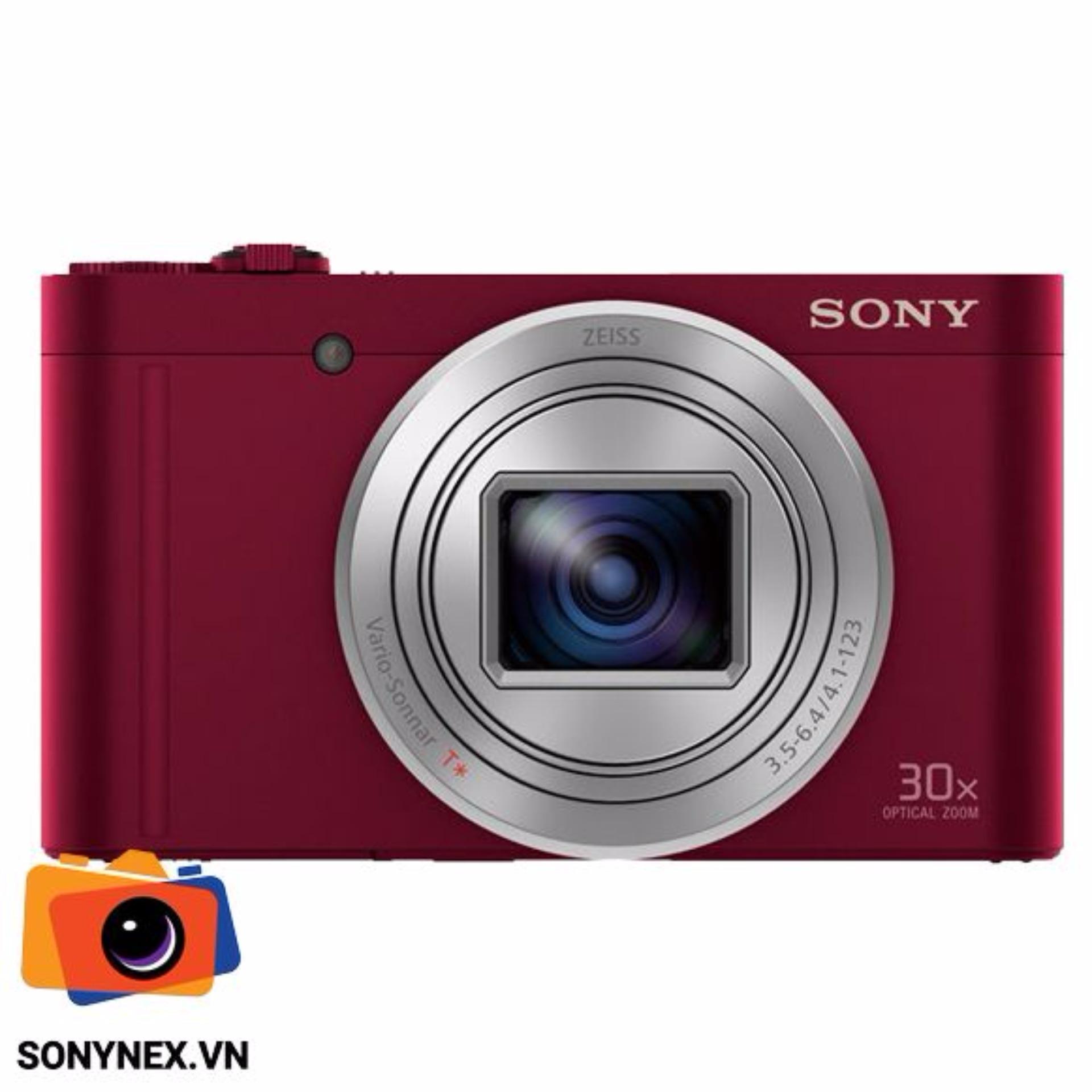 Mua Máy ảnh KTS Sony Wx500 18.2MP (Đỏ) ở đâu tốt?