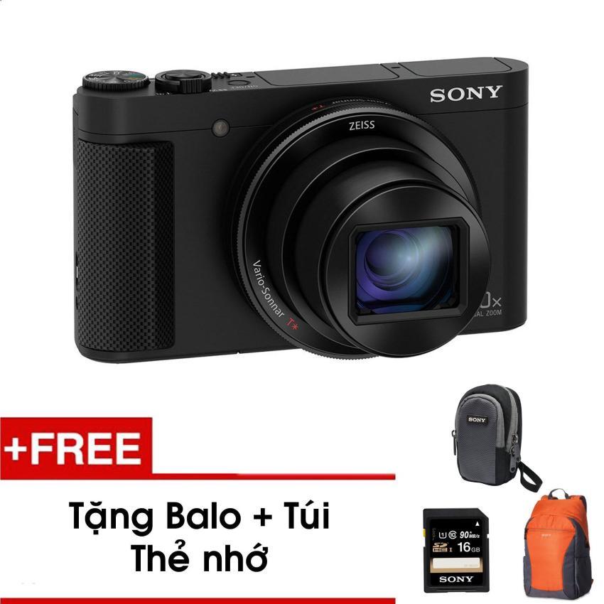 Đánh giá Máy ảnh kỹ thuật số HX90V với zoom quang học 30x (Đen) – Tặng thẻ nhớ – Túi – Balo du lịch Sony – Hàng phân phối chính hãng Tại NexShop (Hà Nội)