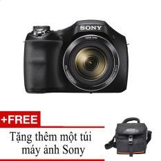 Máy ảnh kỹ thuật số siêu zoom Sony DSC-H400 (Đen)